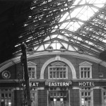 Great Eastern Hotel, Liverpool St. Station. 1987