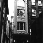 St. Michael's Alley off Cornhill. 1987