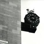 Corner of Gracechurch Street. 1987