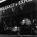 Soho shop window, 1988