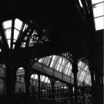 Smithfield Market interior.  1987